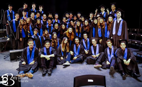 COMUNIDADE Formatura Liessin 2018 no Teatro Oi Casa Grande