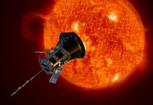 NASA divulga imagens