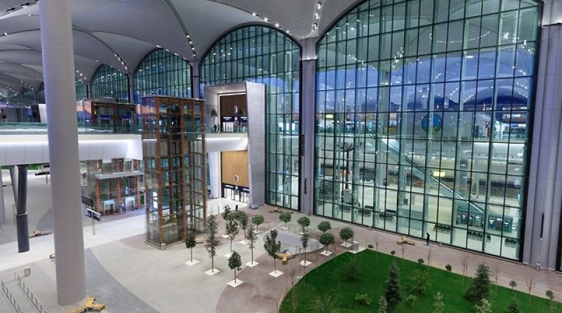 Aeroporto de Istambul inaugura sinagoga