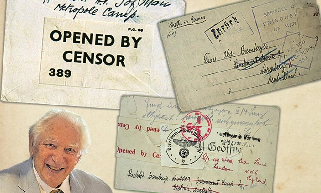 A história da fuga de judeus dos nazistas contada em envelopes