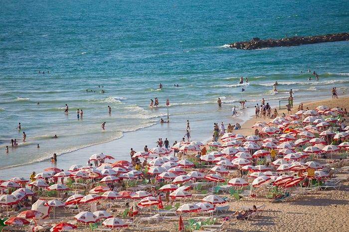 Israel recebe recorde de 7 mil brasileiros em julho