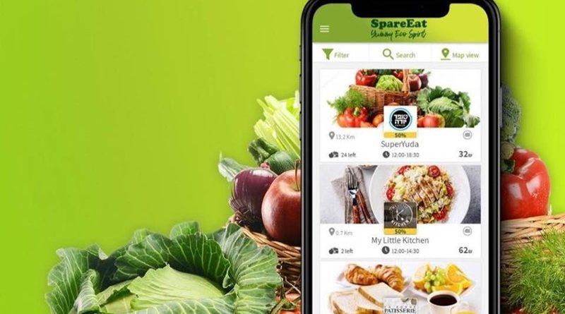 Aplicativo israelense reduz o desperdício de comida