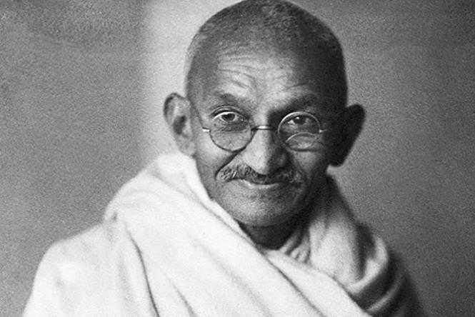 Mahtma Gandhi