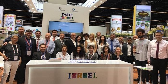 Novidades Israelenses na maior feira de alimentos do mundos