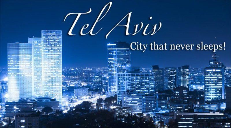 Tel Aviv entre as 10 melhores cidades para se divertir