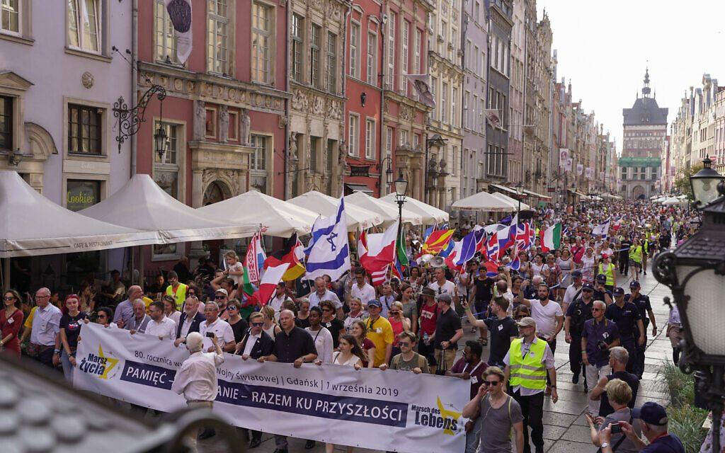 Descendentes de nazistas organizam marchas