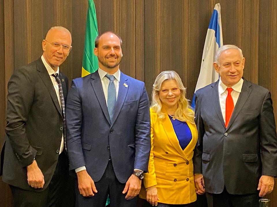 Brasil inaugura escritório de negócios em Jerusalém