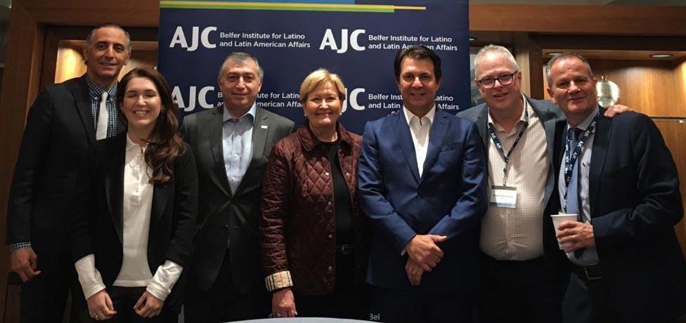 Lideranças judaicas participam de Fórum do American Jewish Committee em Washington