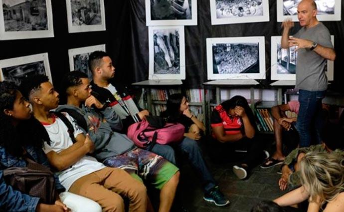 Projeto escolar usa relatos sobre Holocausto como forma de sensibilização