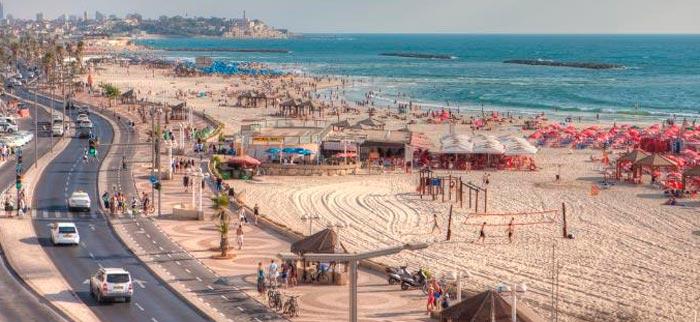 Tel-Aviv-inaugura-serviço-gratuito-de-ônibus