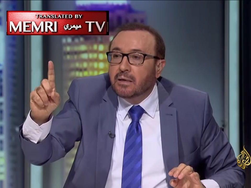 Apresentador da TV Al Jazeera