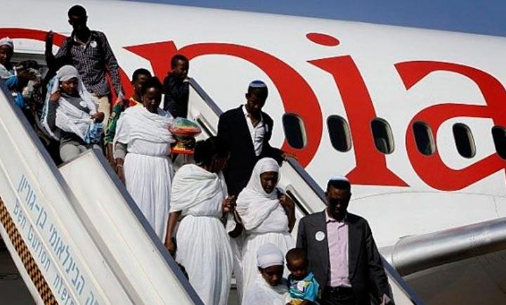 Israel vai receber 400 etíopes(1)