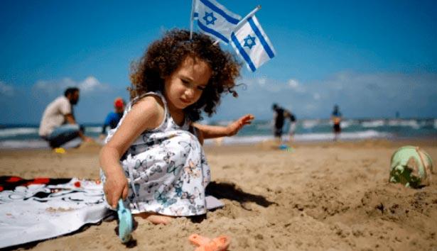 Israel-feliz