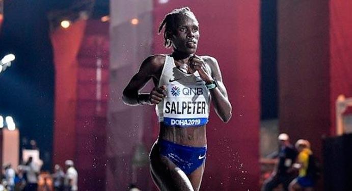 Queniana-israelense-vence-Maratona