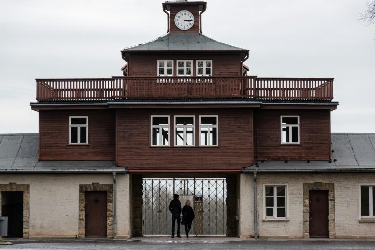 Ex-campo de concentração de Buchenwald