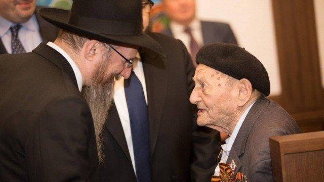 Judeu mais velho do mundo