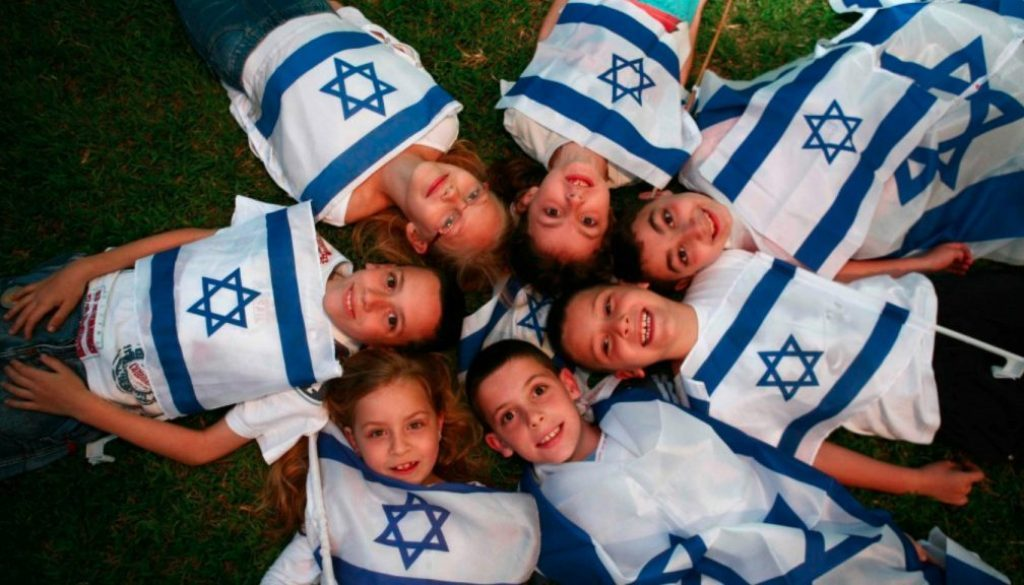 População de Israel é de 9,2 milhões